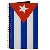 """Cuba Flag"" Journal"