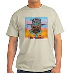 Sherriff bulldog Ash Grey T-Shirt