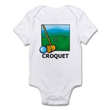 Croquet Infant Bodysuit