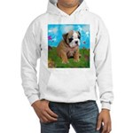 Puppy Dream Meadow Hooded Sweatshirt