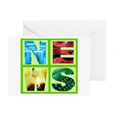 News Greeting Cards (Pk of 10)