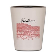 Sedona Shot Glass