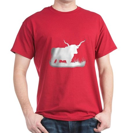 Longhorn Dark T-Shirt
