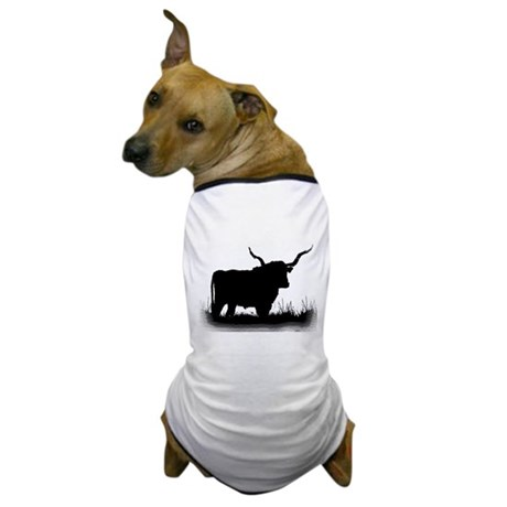 Longhorn Dog T-Shirt