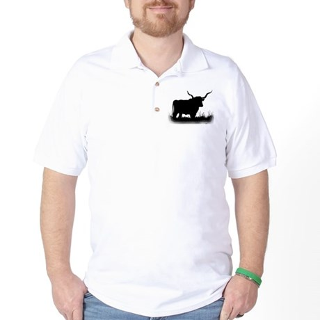 Longhorn Golf Shirt