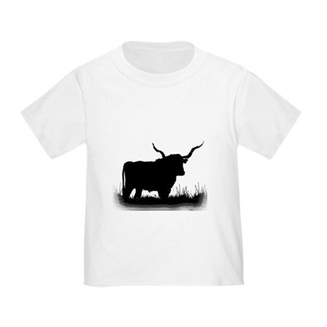 Longhorn Toddler T-Shirt