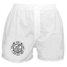 Northwest Indian Folkart Boxer Shorts