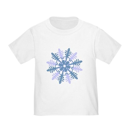 Snowflake Toddler T-Shirt