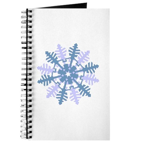 Snowflake Journal