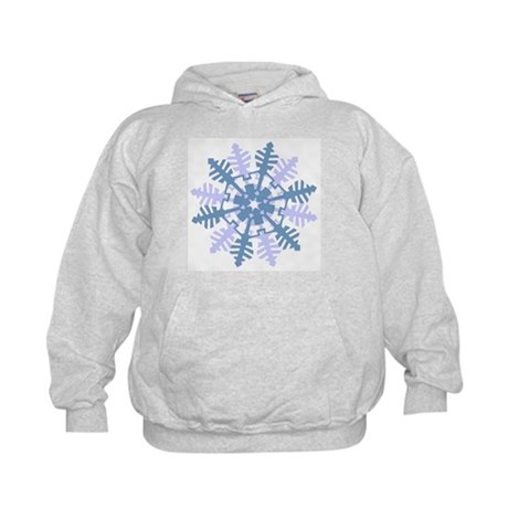 Snowflake Kids Hoodie