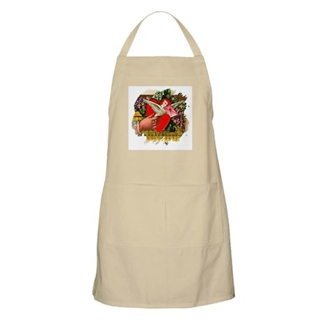 Valentine BBQ Apron