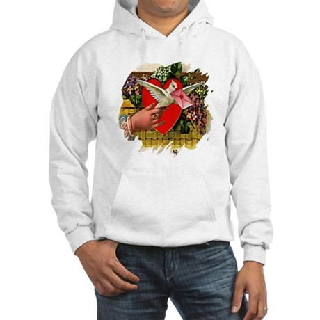 Valentine Hooded Sweatshirt