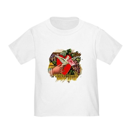 Valentine Toddler T-Shirt