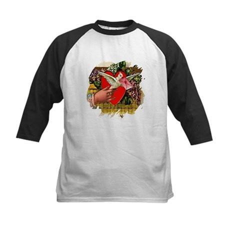 Valentine Kids Baseball Jersey