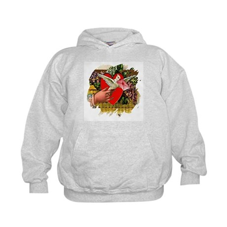 Valentine Kids Hoodie