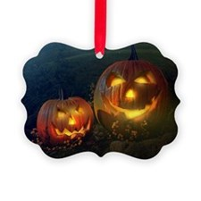 Jackolantern Delight Ornament