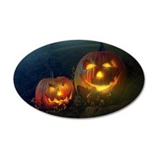 Jackolantern Delight Wall Decal