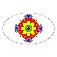 Lotus Mandala Decal