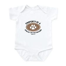 Toy Fox Pinscher dog Infant Bodysuit