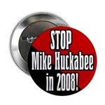 Stop Mike Huckabee Button