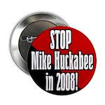 Stop Mike Huckabee Button