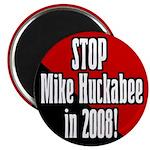 Stop Huckabee Campaign Magnet