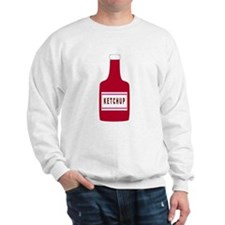 Ketchup Bottle Sweatshirt
