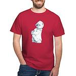 West Highland White Terrier Dark Colored T-Shirt