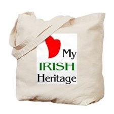 Irish Heritage Tote Bag