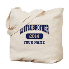 Custom Little Brother Tote Bag