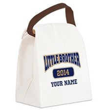 Custom Little Brother Canvas Lunch Bag