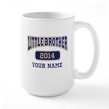Custom Little Brother Mugs