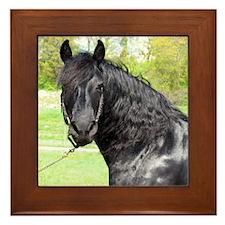 """""""Friesian 6"""" Framed Tile"""