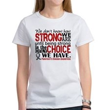 How Strong We Are Parkinson's Tee