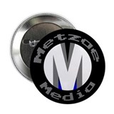 "MetzaeMedia.com 2.25"" Button (100 pack)"