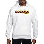 ROCK101 Hooded Sweatshirt