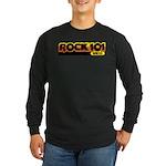 ROCK101 Long Sleeve Dark T-Shirt