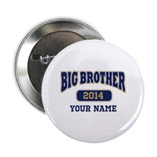 """Personalized Big Brother 2.25"""" Button"""
