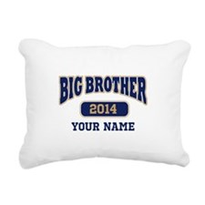 Personalized Big Brother Rectangular Canvas Pillow