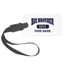 Personalized Big Brother Luggage Tag