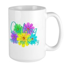 Quilting Happiness Mug