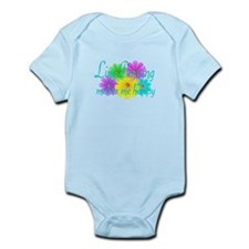 Line Dancing Happiness Infant Bodysuit