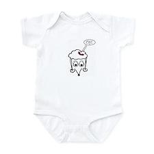 Oy Poodle Fifi Infant Bodysuit