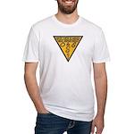 War Dept OSS Fitted T-Shirt