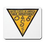 War Dept OSS Mousepad