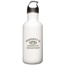 Property Of Chemistry Department Water Bottle
