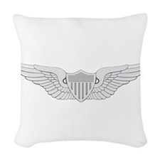 Aviator Woven Throw Pillow