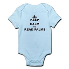 KEEP CALM AND READ PALMS Body Suit