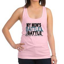 Moms Battle Racerback Tank Top