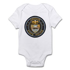 Oregon State Police Infant Bodysuit